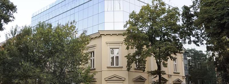 Арх. Адолф Колар - къща Иван Георгов