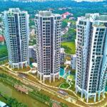 The crest condominium, Toyo Ito, СИНГАПУР